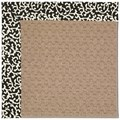 Capel Rugs Creative Concepts Grassy Mountain - Coral Cascade Ebony (385) Rectangle 7