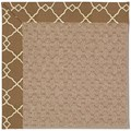 Capel Rugs Creative Concepts Grassy Mountain - Arden Chocolate (746) Rectangle 7