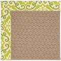 Capel Rugs Creative Concepts Grassy Mountain - Shoreham Kiwi (220) Rectangle 8