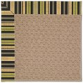 Capel Rugs Creative Concepts Grassy Mountain - Vera Cruz Coal (350) Rectangle 8