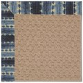 Capel Rugs Creative Concepts Grassy Mountain - Java Journey Indigo (460) Rectangle 8