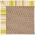 Capel Rugs Creative Concepts Grassy Mountain - Kalani Coconut (615) Rectangle 8