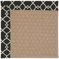 Capel Rugs Creative Concepts Grassy Mountain - Arden Black (346) Rectangle 8