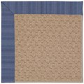 Capel Rugs Creative Concepts Grassy Mountain - Vierra Navy (455) Rectangle 8