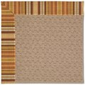 Capel Rugs Creative Concepts Grassy Mountain - Vera Cruz Samba (735) Rectangle 9