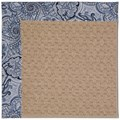 Capel Rugs Creative Concepts Grassy Mountain - Paddock Shawl Indigo (475) Rectangle 12