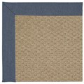 Capel Rugs Creative Concepts Raffia - Heritage Denim (447) Octagon 4