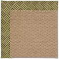 Capel Rugs Creative Concepts Raffia - Dream Weaver Marsh (211) Octagon 8
