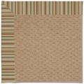 Capel Rugs Creative Concepts Raffia - Dorsett Autumn (714) Octagon 10