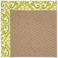 Capel Rugs Creative Concepts Raffia - Shoreham Kiwi (220) Runner 2