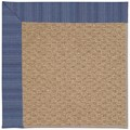 Capel Rugs Creative Concepts Raffia - Vierra Navy (455) Rectangle 3