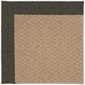 Capel Rugs Creative Concepts Raffia - Fortune Lava (394) Rectangle 6