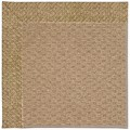 Capel Rugs Creative Concepts Raffia - Tampico Rattan (716) Rectangle 6