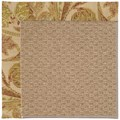 Capel Rugs Creative Concepts Raffia - Cayo Vista Sand (710) Rectangle 7