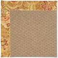 Capel Rugs Creative Concepts Raffia - Tuscan Vine Adobe (830) Rectangle 7