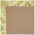 Capel Rugs Creative Concepts Raffia - Cayo Vista Mojito (215) Rectangle 8