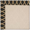 Capel Rugs Creative Concepts White Wicker - Bamboo Coal (356) Runner 2