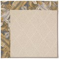 Capel Rugs Creative Concepts White Wicker - Bahamian Breeze Ocean (420) Runner 2