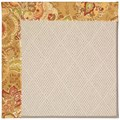 Capel Rugs Creative Concepts White Wicker - Tuscan Vine Adobe (830) Runner 2