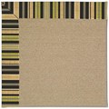 Capel Rugs Creative Concepts Sisal - Vera Cruz Coal (350) Runner 2