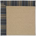 Capel Rugs Creative Concepts Sisal - Vera Cruz Ocean (445) Rectangle 5