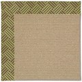 Capel Rugs Creative Concepts Sisal - Dream Weaver Marsh (211) Rectangle 6