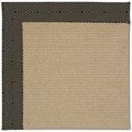 Capel Rugs Creative Concepts Sisal - Fortune Lava (394) Rectangle 6
