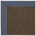 Capel Rugs Creative Concepts Java Sisal - Heritage Denim (447) Octagon 4