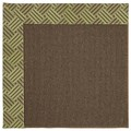 Capel Rugs Creative Concepts Java Sisal - Dream Weaver Marsh (211) Octagon 8