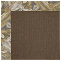 Capel Rugs Creative Concepts Java Sisal - Bahamian Breeze Ocean (420) Runner 2