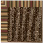 Capel Rugs Creative Concepts Java Sisal - Weston Ginger (720) Rectangle 7' x 9' Area Rug