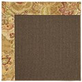 Capel Rugs Creative Concepts Java Sisal - Tuscan Vine Adobe (830) Rectangle 7
