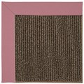 Capel Rugs Creative Concepts Java Sisal - Canvas Coral (505) Rectangle 8