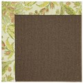 Capel Rugs Creative Concepts Java Sisal - Cayo Vista Mojito (215) Rectangle 9