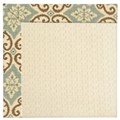 Capel Rugs Creative Concepts Sugar Mountain - Shoreham Spray (410) Octagon 4