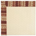 Capel Rugs Creative Concepts Sugar Mountain - Java Journey Henna (580) Octagon 4