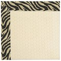 Capel Rugs Creative Concepts Sugar Mountain - Wild Thing Onyx (396) Octagon 6