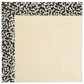 Capel Rugs Creative Concepts Sugar Mountain - Coral Cascade Ebony (385) Octagon 10