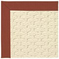 Capel Rugs Creative Concepts Sugar Mountain - Canvas Brick (850) Octagon 10