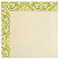 Capel Rugs Creative Concepts Sugar Mountain - Shoreham Kiwi (220) Runner 2