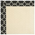 Capel Rugs Creative Concepts Sugar Mountain - Arden Black (346) Rectangle 3