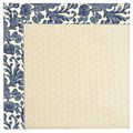 Capel Rugs Creative Concepts Sugar Mountain - Batik Indigo (415) Rectangle 4