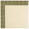 Capel Rugs Creative Concepts Sugar Mountain - Dream Weaver Marsh (211) Rectangle 6
