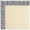 Capel Rugs Creative Concepts Sugar Mountain - Coral Cascade Navy (450) Rectangle 8