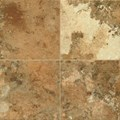 Signature Altiva Athenian Travertine: Honey Onyx Luxury Vinyl Tile D2340