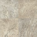 Signature Altiva Reserve Classico Travertine: Blue Mist Beige Luxury Vinyl Tile D4310