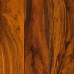 "LW Mountain Pre-Finished Asian Walnut: Golden 3/4"" x 3 5/8"" Solid Hardwood LWS5G32-B"
