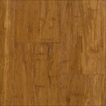 "CFS Premium Green Bamboo:  Strand Woven Carbonized 1/2"" x 3 3/4"" Solid Bamboo PG1830-C"