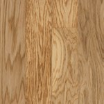 "Bruce by Armstrong Turlington Signature Series: Natural 3/8"" x 3"" Engineered Oak Hardwood E5310"