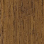 "USFloors Natural Corboo: Spice 1/2"" x 5 1/4"" Locking Solid Strand Woven Bamboo 604LWHCS"